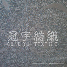 Polyester Embossed Sofa Fabric for Household Textile