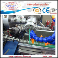 plastic PVC hookah spiral pipe machine