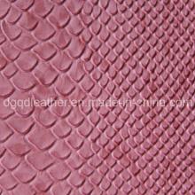 Couro do PVC do saco das mulheres (QDL-BV077)