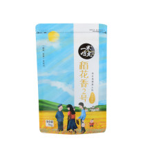 Food Packaging Snack Plastic Bag Sachet Alumium Foil Stand up Pouch Nut Packing Zipper Bag