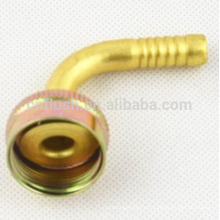 HOT house washing machine aluminum goonesneck hose coupling with customer support service