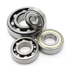 Deep groove ball bearings motor parts agricultural machinery