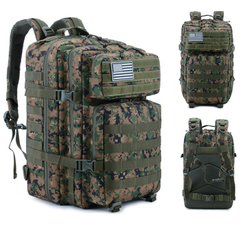 Laptop Daypack Outdoor Pack Camping Rucksack