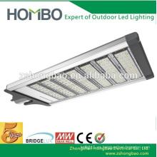 Top-end iluminación pública material 290w led luz de la calle