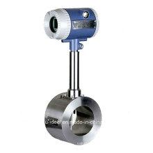 Medidores de fluxo de vórtice de medidores de fluxo de massa de gás ou vapor