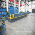 Tube mill production line