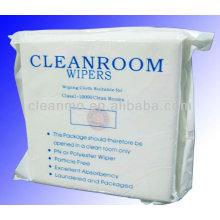 Chiffon de nettoyage de lentille de microfiber, fournisseurs de pièce propre
