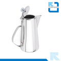 Short Spout Stainless Steel Water Pot and Tea Kettle
