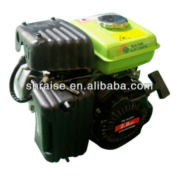 Мини-воздухоохлаждаемый газ / бензин / бензин новый двигатель RZ154F