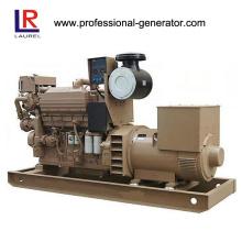 50kVA 40kw CCS approuvé Marine Diesel Generator