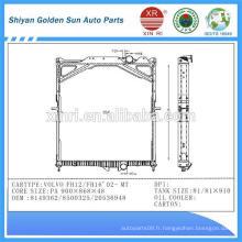 Oem 1003579 1050097 20516414 radiateur en aluminium pour volvo
