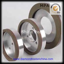 Roda de rebolo de vidro de diamante para vidro