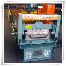 Новый дизайн для JCH металлочерепицу лист кронштейна прокатки машина для формовки