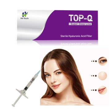 deep type Gel Injections Syringe Hyaluronic Acid Dermal Filler 1cc