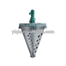 White carbon black double screw conical mixer