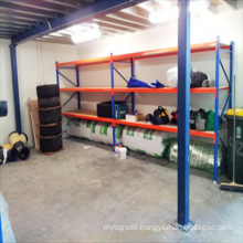 shopping cart rack,industrial glass racks detachable longspan shelving