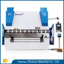 Imprensa de freio de alta qualidade para venda Bending Machine In China Bender de ângulo de barra de aço mão