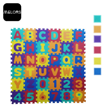 EVA Baby Numbers & Alphabets Puzzle Mat