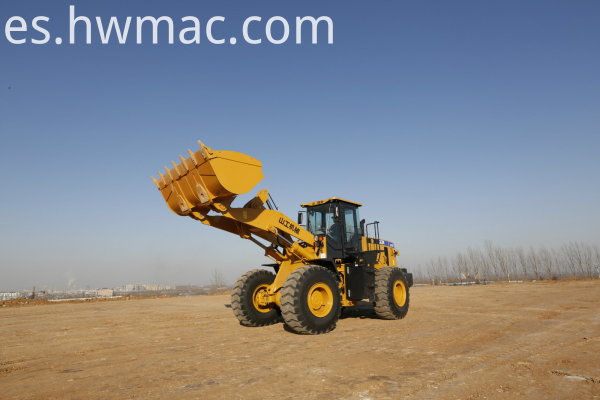 Sem653d Wheel Loaders