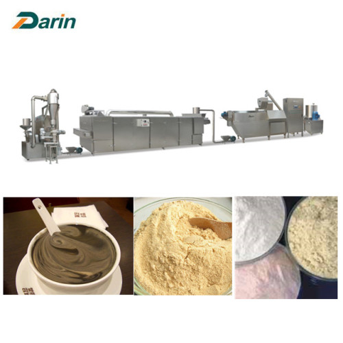 Baby Nutrition Powder Extruding Line
