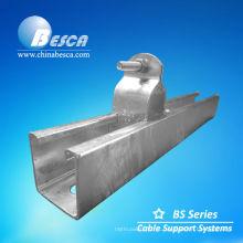 Encaixes do canal do suporte - UL, cUL, NEMA, IEC, CE, ISO