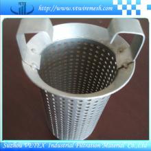 Cartouche de filtre utilisée dans l'équipement d'usine