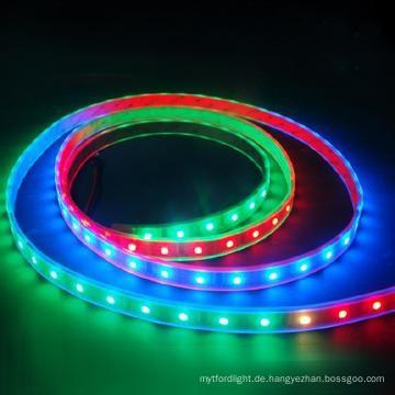 RGB mit Controller-LED-Streifenlicht