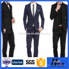 65% Polyester 35% Viskose-Twill-Bekleidungs-Textilgewebe
