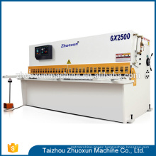 Hot Sale 16X3200 Blade Material Specification Shearing Machine For Metal