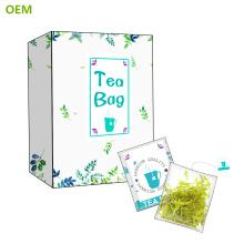OEM vier Ecke Nylon Teebeutel / Filter Teebeutel