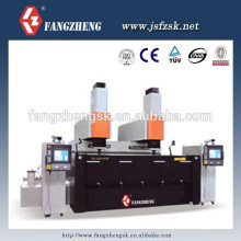 high precision and efficiency double head cnc edm