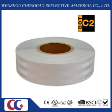 Diamond Grade Conspicuity Solid White Reflective Safety Tape (CG5700-OW)