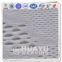 YJ-B, tissu de chaussure jacquard polyester 3D