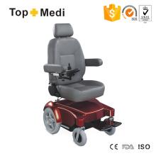 Scooter para cadeira de rodas elétrica com assento de veículo interno deluxe