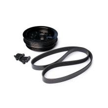 Custom plastic nylon pulley wheel wheel pulley