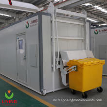 Biohazard Infectious Waste Desinfection Equipment
