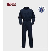 Camisas uniformes de segurança Workwear manga capa protetora retardante