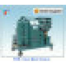 High Vacuum System Small Usado Óleo de Transformação / Mutual Inductora Óleo / Switch Oil Refining Machine Zy