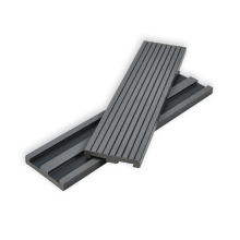 New generation eco-friendly capped composite decking