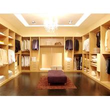 Small Modular Closet Cabinet Design
