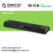 ORICO NCE-U3HN Multifunctional notebook docking station with USB3.0 interface,cooling pad for notebook