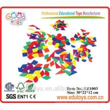 Brand New Preschool Wooden Block Puzzle