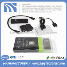 Dual-core Android 4.1 MK808 Mini PC TV Box RK3066 1GB DRR3 + 8GB Nand Flash IPTV