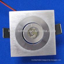 mini downlight LED 1w/2w/3w eyeball