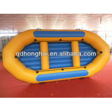 (CE) PVC material 6 pessoa inflável da jangada