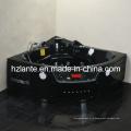 Ванна высокого класса для массажа с черным цветом (TLP-632 Black)