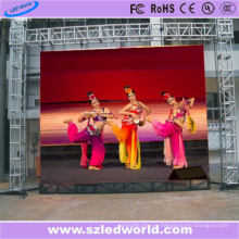 Fabricación de la pantalla LED de alquiler al aire libre P6 (CE RoHS FCC CCC)