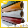 Solid White Retroreflective Tape Comply with En12899 for Truck
