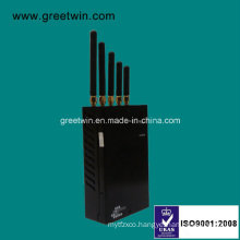 Cell Phone Jammer/Portable GPS Jammer/ WiFi Jammer (GW-JN5L)