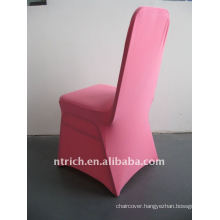 pink/hot pink spandex chair cover,CTS686,fit for all the chairs